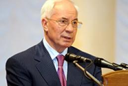 Азаров вирішив не карати журналістів, які протестували