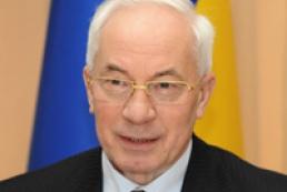 Азаров: Статус України в МС не завадить підписанню Асоціації