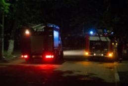 В Киеве горело общежитие КПИ