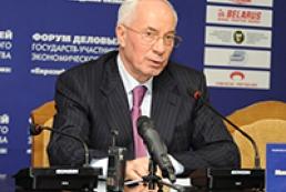 Азаров: Україна працюватиме у МС на постійній основі
