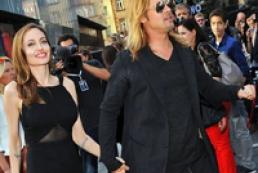 Джоли впервые появилась на публике после операции