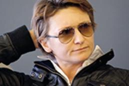 Диана Арбенина: Каждый раз возвращаюсь в Киев, как к себе на родину
