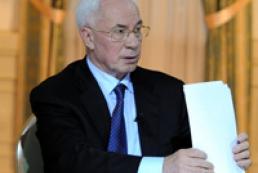 Азаров: Кабмін і Нацбанк зроблять вітчизняну іпотеку доступнішою