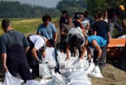 Из-за наводнения Венгрия продлевает чрезвычайное положение