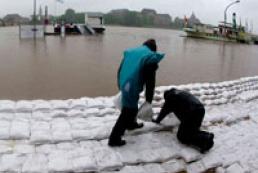 Через прорив дамби на Ельбі евакуюють тисячі людей