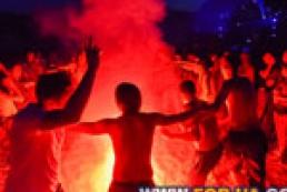 Концерт Рок'N'Січ: вогонь, байкери і танці на пляжі