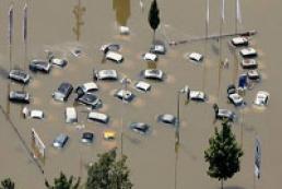 МИД: Среди пострадавших из-за наводнения в Европе украинцев нет