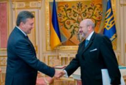 Янукович: Україна зробить свій внесок у зміцнення безпеки в регіоні