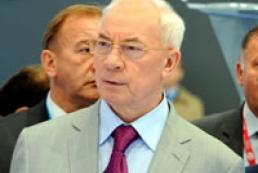 Азаров: Держпідтримка авіабудування дозволяє розвивати виробництво