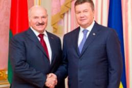 Янукович: Отношения Украины и Беларуси имеют большой потенциал