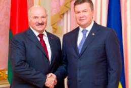 Янукович: Відносини України і Білорусі мають великий потенціал