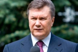 Янукович призвал украинцев почтить память жертв Великой Отечественной войны