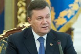 Янукович осудил кровавое преступление в Пакистане