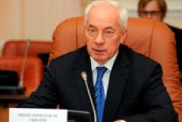 Азаров: Ответственность за евроинтеграцию лежит на Раде