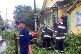 Негода знеструмила понад 250 населених пунктів