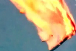 На Байконуре после старта взорвалась ракета-носитель