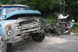 В Хмельницкой области в ДТП погибло пять человек
