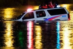 Ливни затопили большую часть Торонто