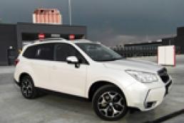 Subaru Forester 2,0 TURBO – «волк в овечьей шкуре» (PR)