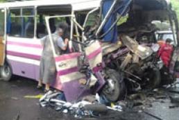 В ДТП на Волыни погибли три иностранца и пятеро украинцев