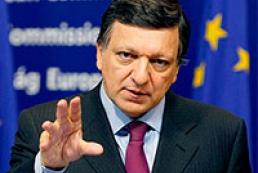 Баррозу вважає ідеальним підписання Асоціації з Україною у листопаді
