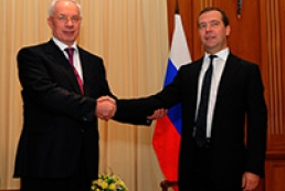 Азаров о встрече с Медведевым: Продвинулись по всем проблемным вопросам