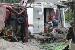 В результате крупного ДТП в Подмосковье погиб украинец