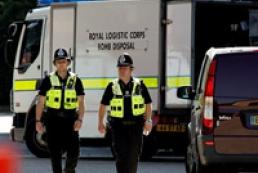 Британская полиция отпустила украинца, обвиняемого в терроризме