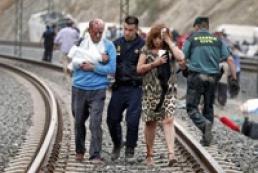 В результате ж/д аварии в Испании украинцы не пострадали