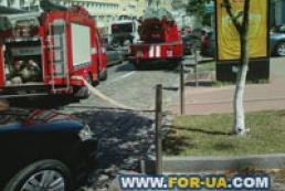 В центре Киева горел Национальный научно-природоведческий музей (обновлено)