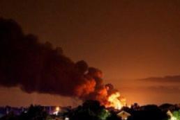 На химзаводе в США прогремели взрывы