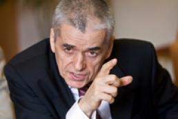 Онищенко не виключає повернення українських цукерок на ринок РФ