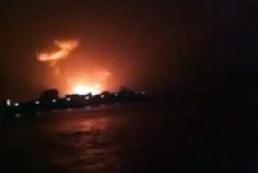 В Индии взорвалась подлодка, 18 моряков пропали без вести