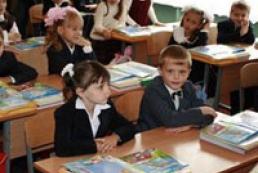 В Україні за 20 років скоротилася кількість школярів