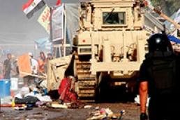 МИД Украины предупреждает об опасности пребывания в Египте