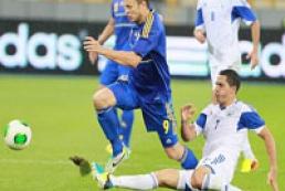 Украина обыграла Израиль в товарищеском матче