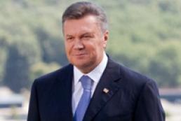 Янукович у День Незалежності закликав українців до об'єднання заради спільної мети