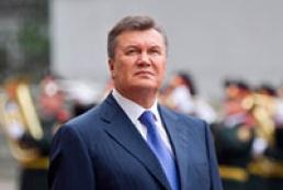 Янукович пообещал всегда отстаивать национальные интересы