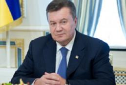 Янукович закликав Раду прийняти «єврозакони»
