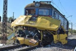 Власнику автобуса, що зіткнувся з потягом у Марганці, дали п'ять років в'язниці