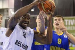 Україна стартувала на Євробаскеті-2013 з перемоги
