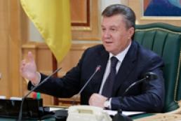 Янукович: Эффективная военная разведка - залог безопасности Украины