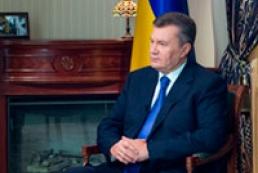 Янукович: Украина не должна противопоставлять сотрудничество с ЕС и ТС