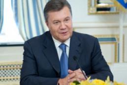 Янукович про Асоціацію: У нас не залишилося невирішених питань