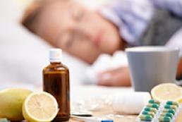 В Украину придет новый штамм гриппа