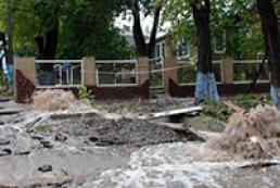 В Одесской области из-за наводнения эвакуировано почти 600 человек