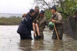 Одещина: Залишаються підтопленими понад 300 будинків, вода спадає