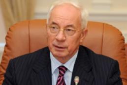 Азаров доручив провести тристоронні переговори з ЄС і РФ