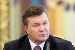 Янукович: Партизанское движение Украины было самым мощным в Европе