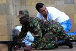 Силовики освободили почти всех заложников из ТЦ в Найроби